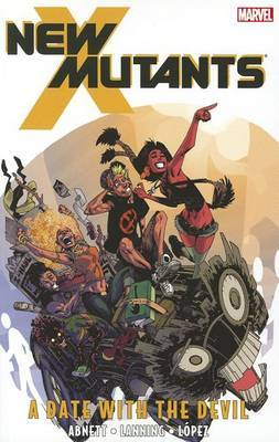 New Mutants: Vol. 5: Date with the Devil