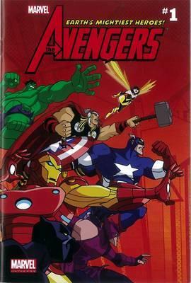 Marvel Universe Avengers: Vol. 1: Earth's Mightiest Heroes Comic Readers