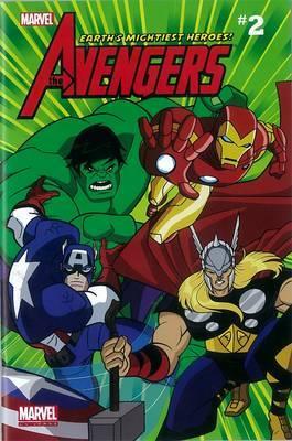 Marvel Universe Avengers: Vol. 2: Earth's Mightiest Heroes Comic Readers