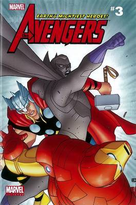Marvel Universe Avengers: Reader 3: Marvel Universe Avengers Earth's Mightiest Comic Reader 3 Earth's Mightiest Comic
