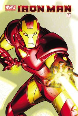 Marvel Universe Iron Man: Vol. 1: Comic Reader