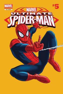Marvel Universe Ultimate Spider-Man: Volume 5: Comic Reader