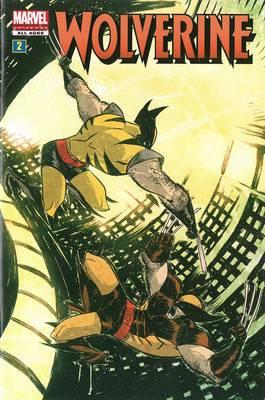 Wolverine: Volume 2: Comic Reader