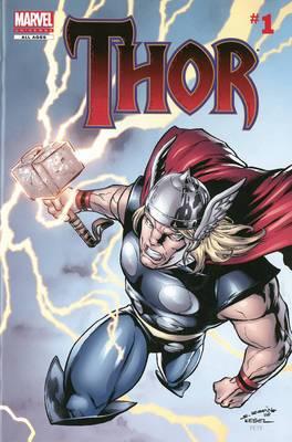 Marvel Universe Thor: Vol. 1: Comic Reader