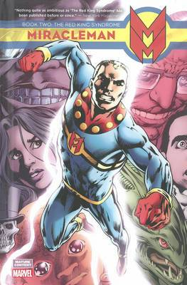 Miracleman: Book two: Red King Syndrome