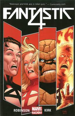 Fantastic Four Volume 1: The Fall of the Fantastic Four