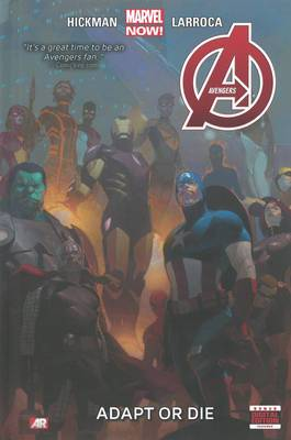Avengers: Volume 5: Rogue Planet (Marvel Now)