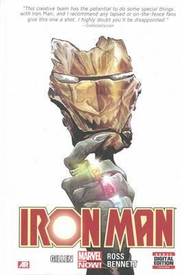 Iron Man: Volume 5: Rings of the Mandarins (Marvel Now)