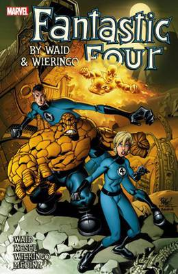 Fantastic Four Ultimate Collection: Book 4