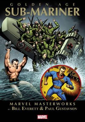 Marvel Masterworks: Vol. 1: Golden Age Sub-Mariner