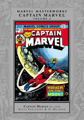 Marvel Masterworks: Volume 4: Marvel Masterworks: Captain Marvel Vol. 4 Captain Marvel