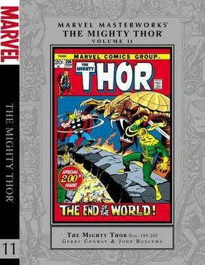 Marvel Masterworks: Volume 11: Marvel Masterworks: The Mighty Thor Vol. 11 Mighty Thor