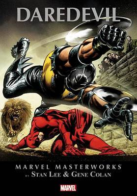 Marvel Masterworks: Vol. 3: Marvel Masterworks: Daredevil - Vol. 3 Daredevil