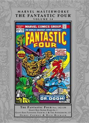 Marvel Masterworks: Volume 14: Marvel Masterworks: The Fantastic Four - Vol. 14 Fantastic Four