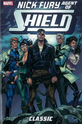 Nick Fury: Agent of S.H.I.E.L.D.: Vol. 1: Classic