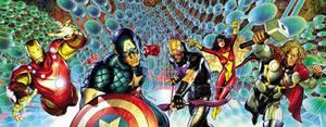 Avengers By Brian Michael Bendis - Volume 5