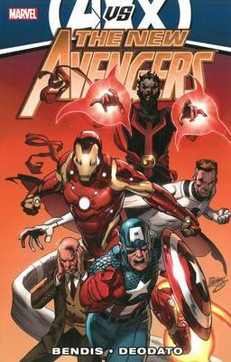 New Avengers: Volume 4: AVX