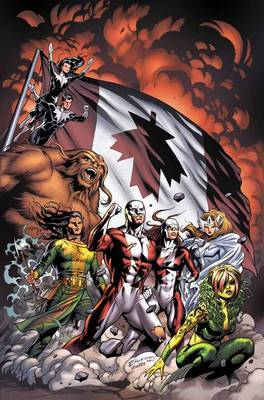 Alpha Flight: Volume 1