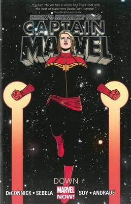 Captain Marvel - Volume 2: Down (marvel Now)