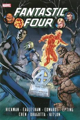 Fantastic Four By Jonathan Hickman Omnibus Volume 1