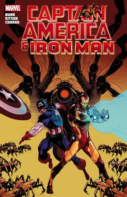 Captain America And Iron Man