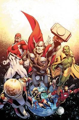 Avengers Vs X-Men: Avengers