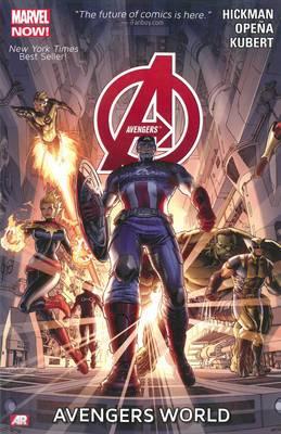 Avengers Volume 1: Avengers World (marvel Now)