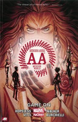 Avengers Arena: Volume 2: Game on (Marvel Now)