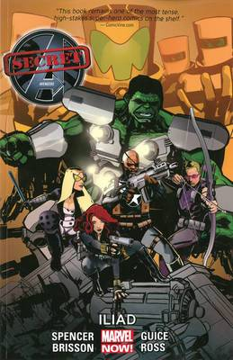 Secret Avengers - Volume 2: Iliad (Marvel Now)