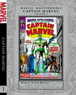 Marvel Masterworks: Volume 1: Captain Marvel