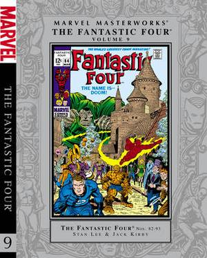 Marvel Masterworks: the Fantastic Four: Volume 9