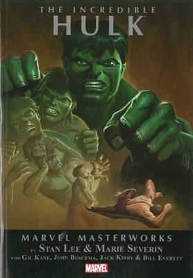 Marvel Masterworks: Volume 3: Incredible Hulk