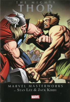 Marvel Masterworks: Volume 4: Mighty Thor