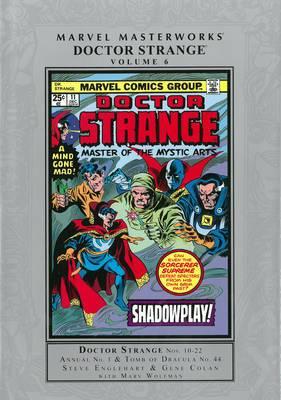 Marvel Masterworks: Volume 6: Marvel Masterworks: Doctor Strange - Volume 6 Doctor Strange
