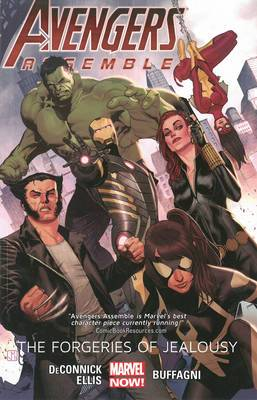 Avengers Assemble: Forgeries of Jealousy (Marvel Now)
