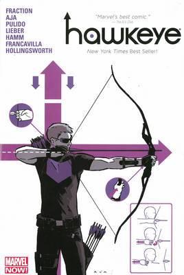 Hawkeye: Volume 1: Oversized Hc (Marvel Now)