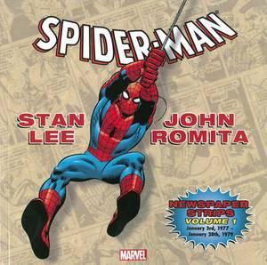 Spider-Man Newspaper Strips: Volume 1