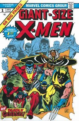 Uncanny X-Men: Volume 1: Omnibus (New Printing)