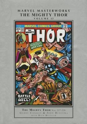 Marvel Masterworks: The Mighty Thor Volume 13