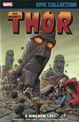 Thor Epic Collection: Kingdom Lost