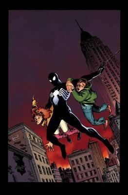 Spider-man: The Complete Alien Costume Saga Book 1