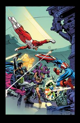 Avengers: Legacy of Thanos