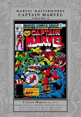 Marvel Masterworks: Volume 5: Captain Marvel
