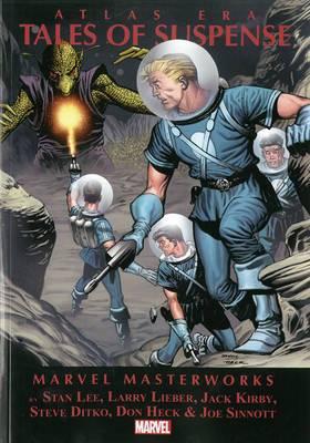 Marvel Masterworks: Volume 1: Atlas Era Tales of Suspense