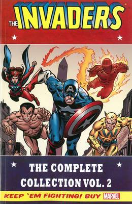 Invaders Classic: the Complete Collection: Volume 2