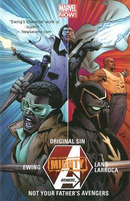 Mighty Avengers: Volume 3: Original Sin - Not Your Father's Avengers