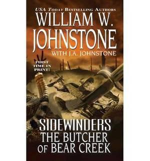 Sidewinders The Butcher Of Bear Creek