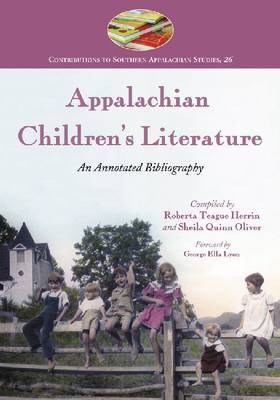 Appalachian Children's Literature: An Annotated Bibliography