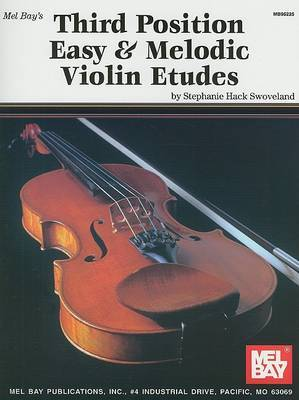 Third Position Easy and Melodic Violin Etudes