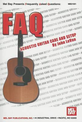 Acoustic Guitar Care and Setup